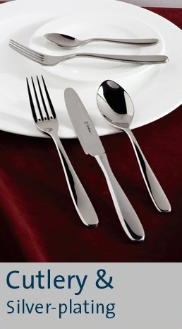 ADIT Curated Fortessa Cutlery & Silver Plating NO Pointer