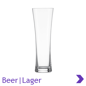 ADIT Category Schott ZWIESEL Beer & Lager Glasses Range Pointer
