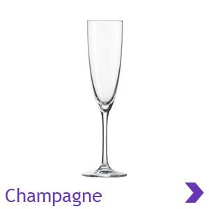 ADIT Category Schott ZWIESEL Champagne Glass Range Pointer