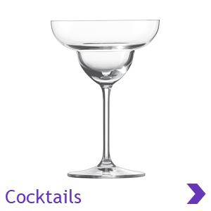 ADIT Category Schott ZWIESEL Cocktail Glasses Range Pointer