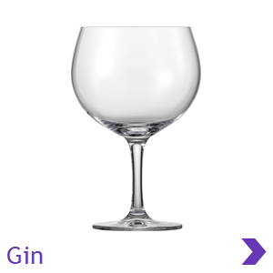 ADIT Category Schott ZWIESEL Gin Glasses Range Pointer