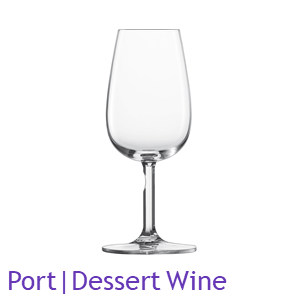 ADIT Product Category Port & Dessert Wine Glasses NO Pointer