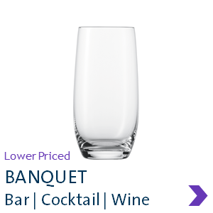 Schott Zwiesel BANQUET Bar Glass Range Pointer