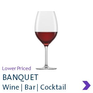 Schott Zwiesel BANQUET Wine Glass Range