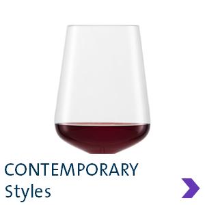 Schott Zwiesel CONTEMPORARY Wine Glass Styles