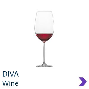 Schott Zwiesel DIVA Wine Glass Range