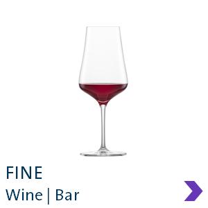 Schott Zwiesel FINE Wine Glass Range