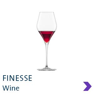 Schott Zwiesel FINESSE Wine Glass Range