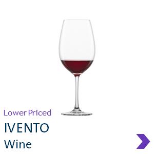 Schott Zwiesel IVENTO Wine Glass Range