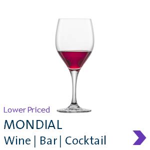Schott Zwiesel MONDIAL Wine Glass Range