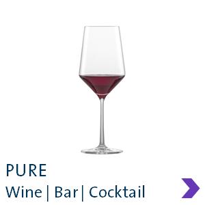 Schott Zwiesel PURE Wine Glass Range