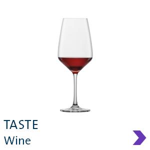 Schott Zwiesel TASTE Wine Glass Range