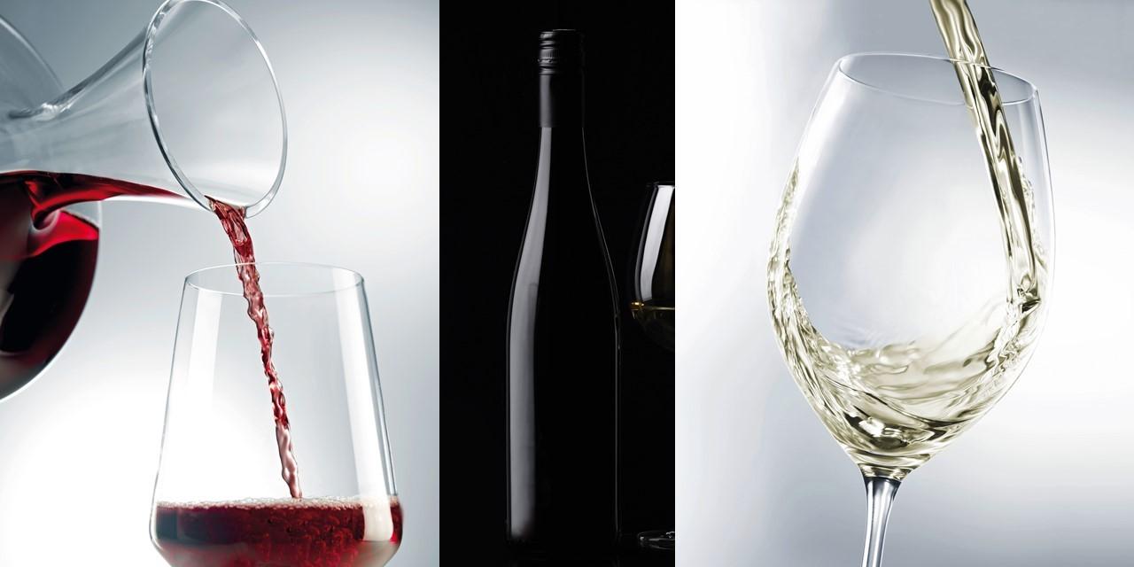 Schott Zwiesel Wine Glasses Give Shape To Wine(r)