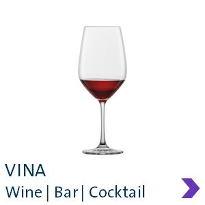 Schott Zwiesel VINA Wine Glass Range