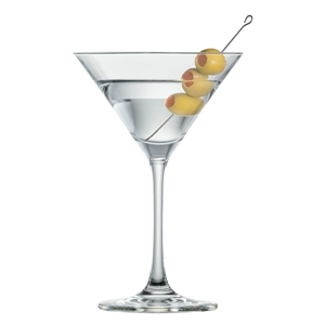 Schott Zwiesel BAR SPECIAL 111231 Classic Martini Cocktail Glass 166ml