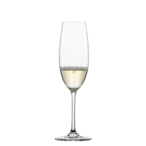 Schott Zwiesel IVENTO 115590 Champagne Flute with Effervescent Point 228ml Bev