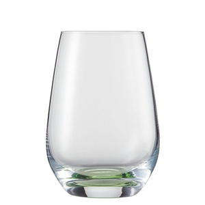 Schott Zwiesel VINA TOUCH 118761 GREEN Water Glass 385ml