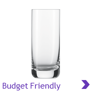 ADIT Product Category Budget Friendly Long Drink Glasses