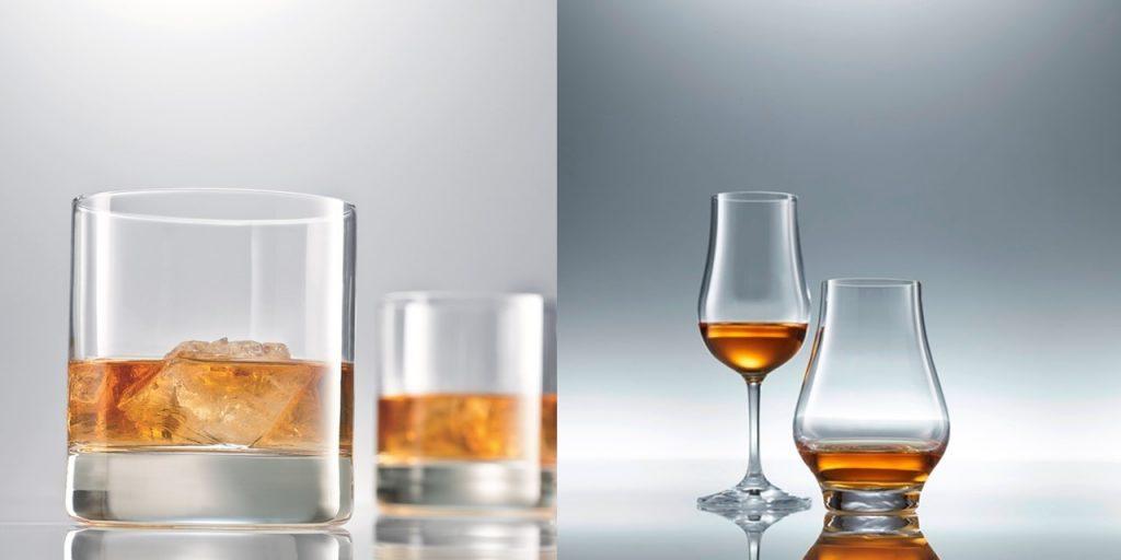 ADIT Schott Zwiesel Whisky & Nosing Glasses Banner