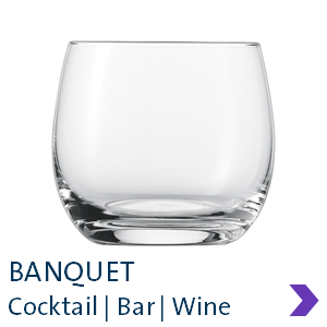 Schott Zwiesel BANQUET Cocktail Glass Range