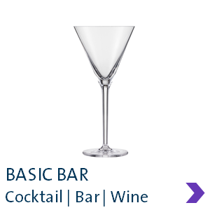 Schott Zwiesel BASIC BAR Cocktail Glass Range