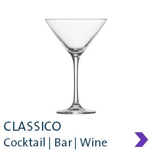 Schott Zwiesel CLASSICO Cocktail Glass Range