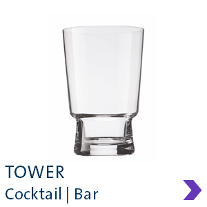 Schott Zwiesel TOWER Cocktail Glass Range