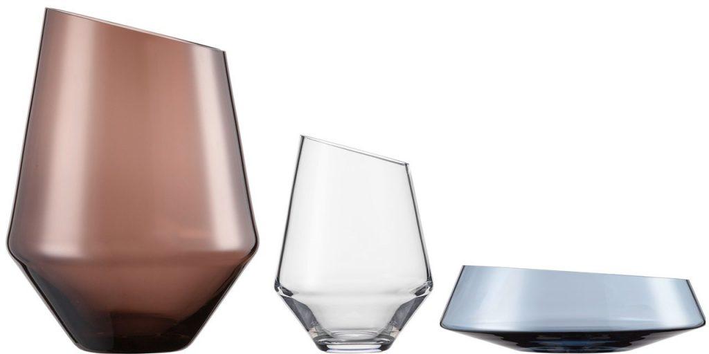 Zwiesel Glas DIAMONDS Mouthblown Decorative Interior Glass Range Banner
