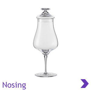 ADIT Category Mouthblown Whisky Nosing Glasses