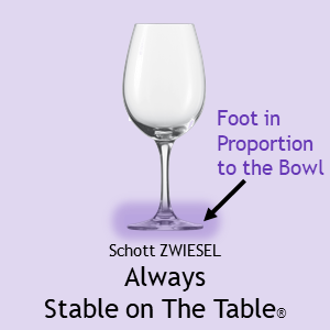 ADIT Curated Schott ZWIESEL Always Stable on the Table(r)