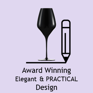 Schott ZWIESEL Award Winning Elegant & Practical Design