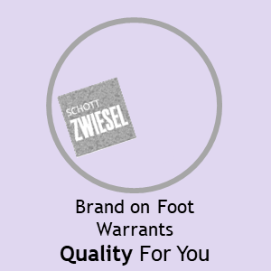 ADIT Curated Schott ZWIESEL Brand on Foot Warrants Quality For You