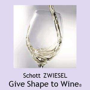 Schott ZWIESEL Give Shape To Wine(r)