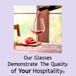 Schott ZWIESEL Our Glasses Demonstrate The Quality Of Your Hospitality(r)