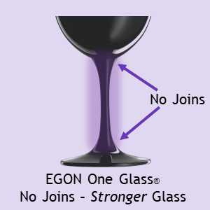 Schott Zwiesel EGON One Glass(r) No Joins For A Stronger Glass