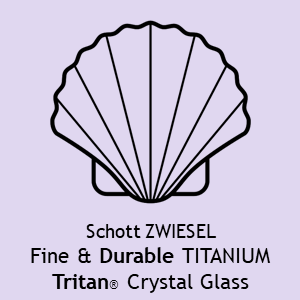 Schott Zwiesel Fine & Durable Titanium Tritan(r) Crystal Glass