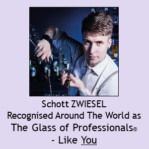 Schott Zwiesel Recognised Around The World As The Glass Of Professionals(r) Like You