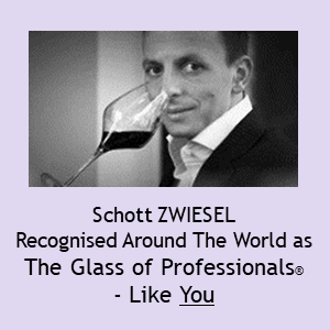 Schott Zwiesel Recognised Around The World As The Glass Of Wine Professionals(r) Like You