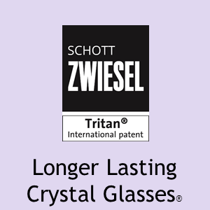 Schott Zwiesel Longer Lasting Crystal Glasses(r)