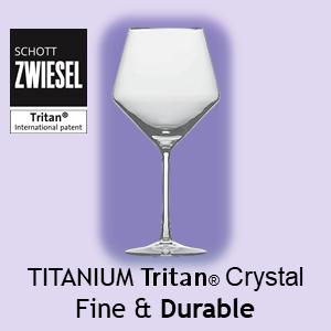Schott Zwiesel Titanium Tritan(r) Crystal Fine & Durable Variant