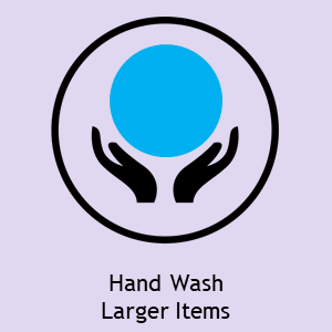 Zwiesel Glas Hand Wash Larger Items