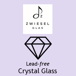 Zwiesel Glas Lead Free Crystal Glass