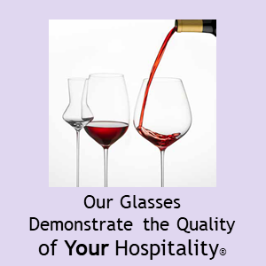 Zwiesel Glas Our Glasses Demonstrate The Quality Of Your Hospitality