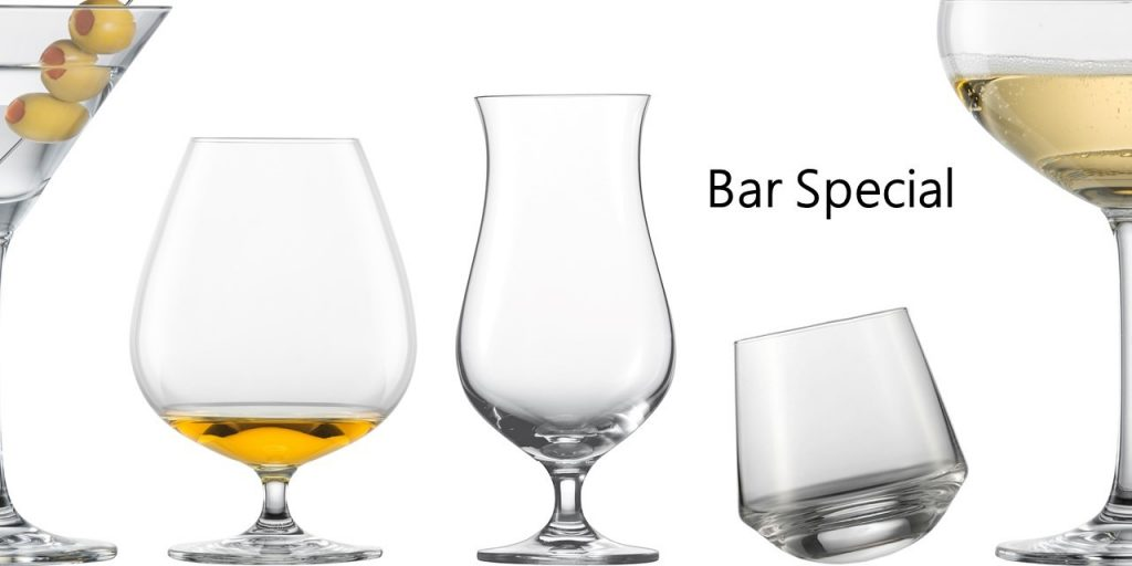 Schott Zwiesel BAR SPECIAL Bar & Cocktail Glass Range