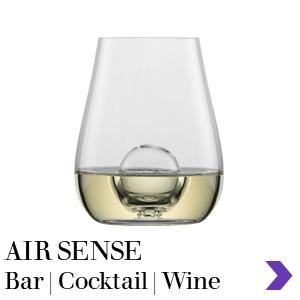 Zwiesel Glas AIR SENSE Mouthblown Bar Glasses Pointer