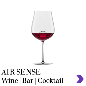 Zwiesel Glas AIR SENSE Mouthblown Wine & Bar Glass Range Pointer