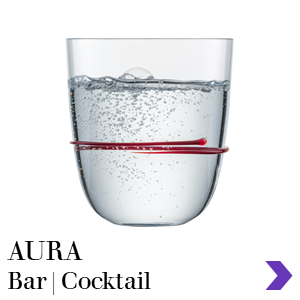 Zwiesel Glas AURA Mouthblown Bar Glasses Range Pointer