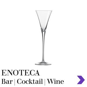 Zwiesel Glas ENOTECA Mouthblown Bar Glasses Range Pointer