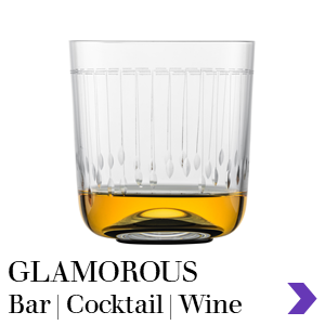 Zwiesel Glas GLAMOROUS Mouthblown Bar Glasses Pointer