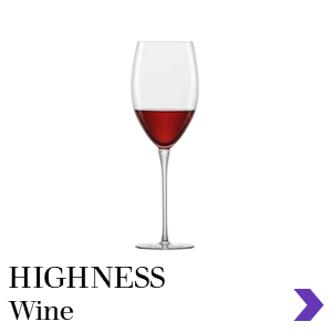 Zwiesel Glas HIGHNESS Mouthblown Wine Glass Range Pointer
